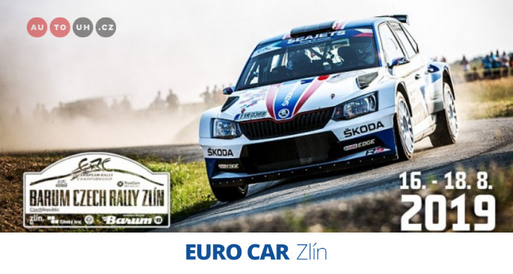 EURO CAR Zlín partnerem 49. Barum Czech Rally Zlín